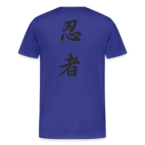04 Ninja - Maglietta Premium da uomo