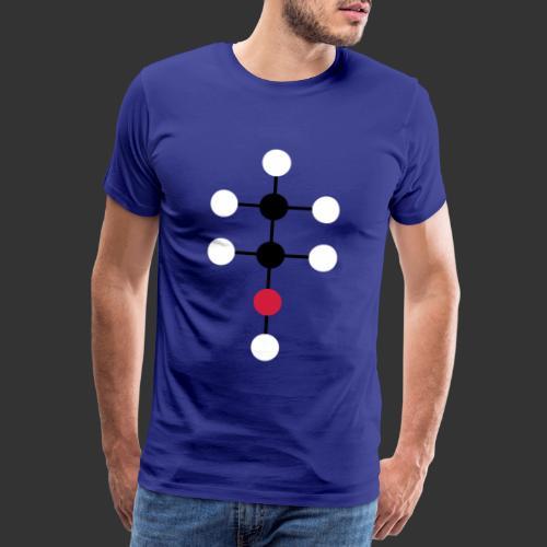 Alcool Molecule - T-shirt Premium Homme