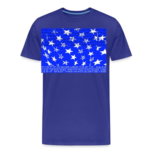 Against Pink - Mannen Premium T-shirt