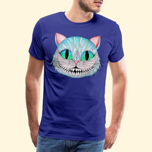 Le Chat de Cheshire - T-shirt Premium Homme