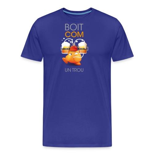 Comquoi boit comme un trou - T-shirt Premium Homme