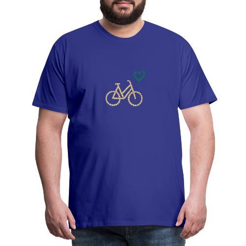 CobbleLove 2C - Männer Premium T-Shirt