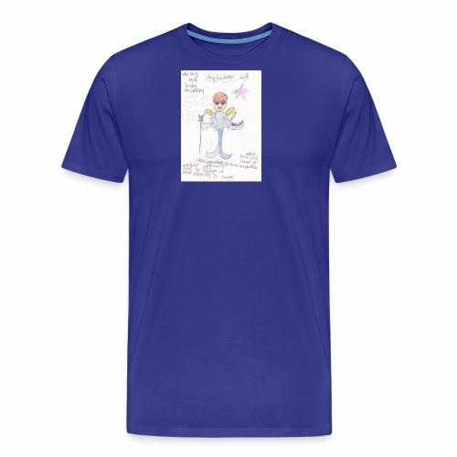 Big Swimmer Bill DHIRT - Men's Premium T-Shirt