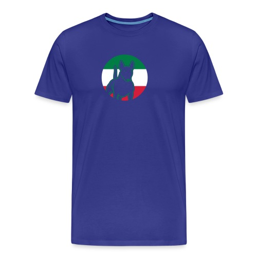 Miniatur Bullterrier IT 3c - Männer Premium T-Shirt