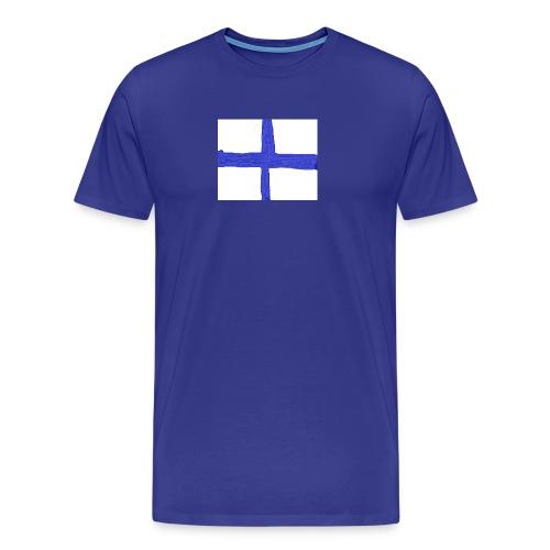 finland - Premium-T-shirt herr