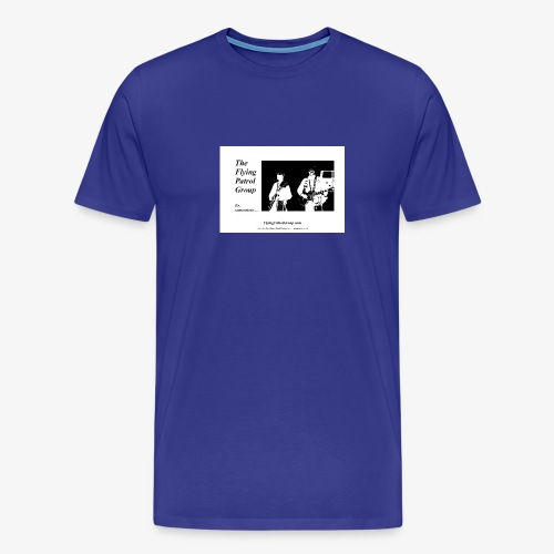 fpg er bw - Men's Premium T-Shirt
