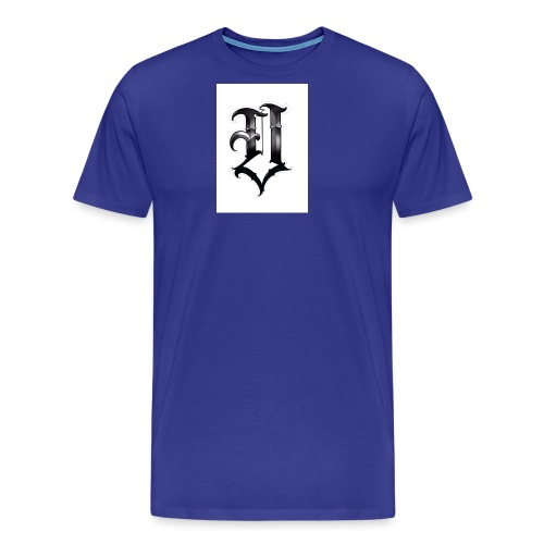 v logo - Men's Premium T-Shirt