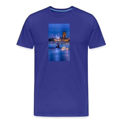 Peace full - Men's Premium T-Shirt