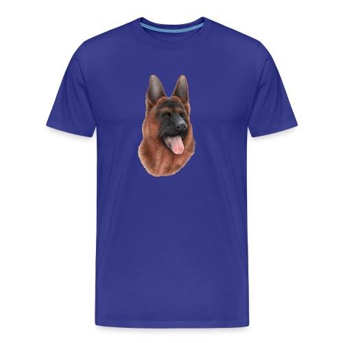 PERRO SIN FONDO - Camiseta premium hombre