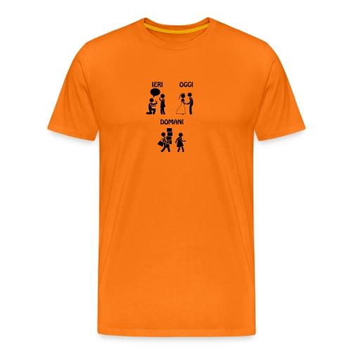 4 - Maglietta Premium da uomo