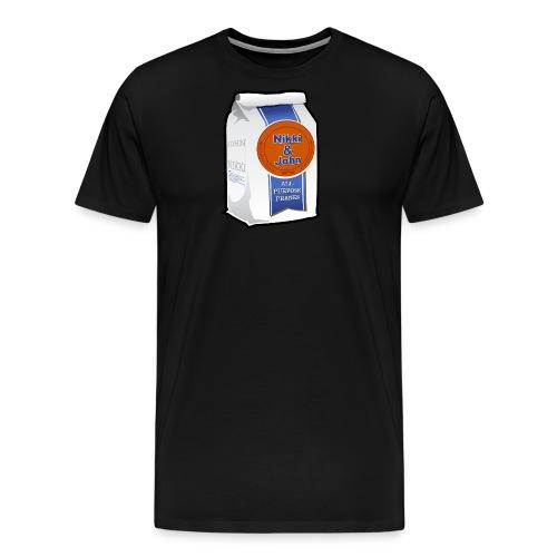 Nikki and John All Purpose Pranks Mens - Men's Premium T-Shirt