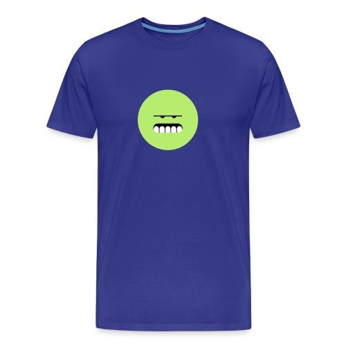 Bad Emoji - Männer Premium T-Shirt