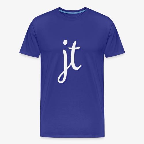 JoëlToet Logo 2 - Mannen Premium T-shirt