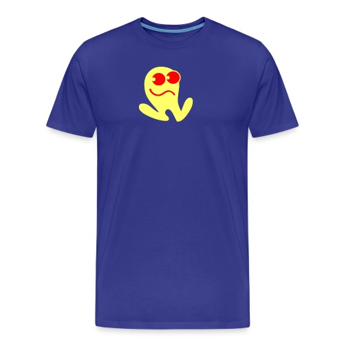 yellow freak solo - Men's Premium T-Shirt