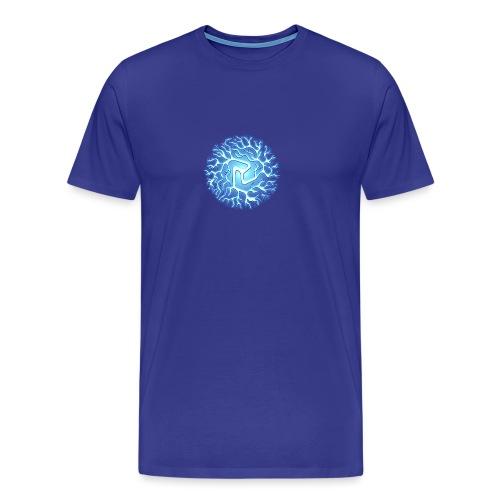 Chi Kugel Energie Antahkarana Reiki Chakra - Männer Premium T-Shirt