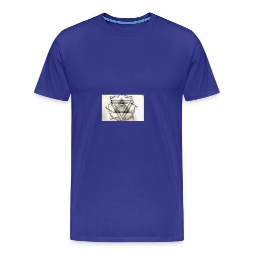el ojo - Camiseta premium hombre