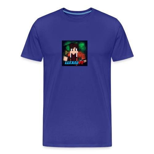 LlexelYT Colour - Men's Premium T-Shirt