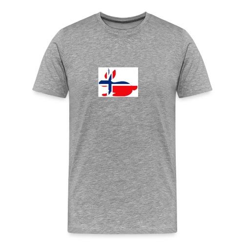 bunny_NY_LOGO_LI - Men's Premium T-Shirt