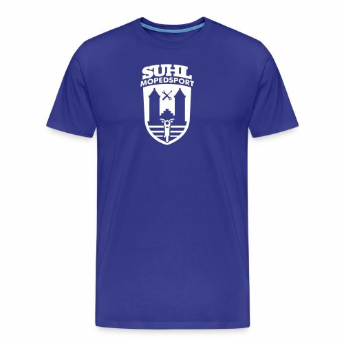 Suhl Mopedsport S50 / S51 Logo No.2 - Men's Premium T-Shirt