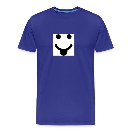 smlydesign jpg - Mannen Premium T-shirt