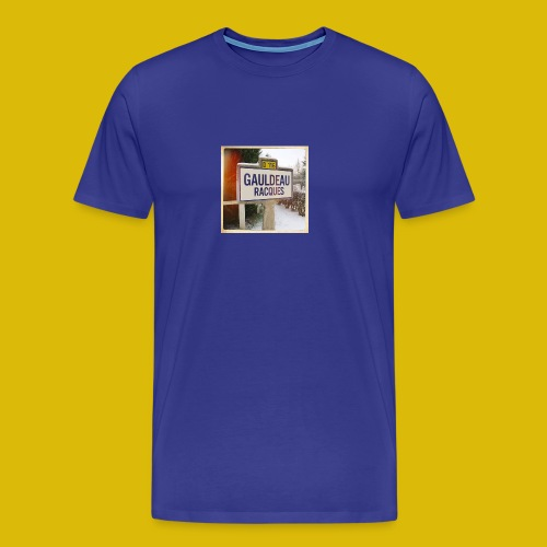 Gogoldorak - T-shirt Premium Homme