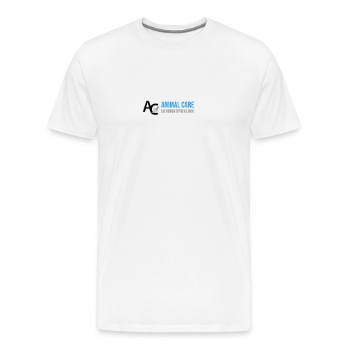 Sædding_Dyreklinik_ by Lattapon - Herre premium T-shirt