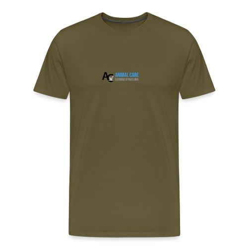 Sædding_Dyreklinik_ by Lattapon - Herre premium T-shirt