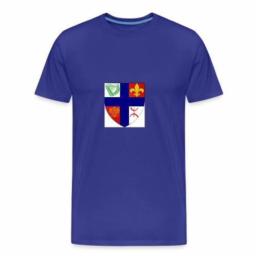 Armoiries Metissées. - T-shirt Premium Homme