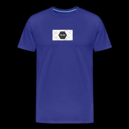 STAY MEGA LINES - Men's Premium T-Shirt