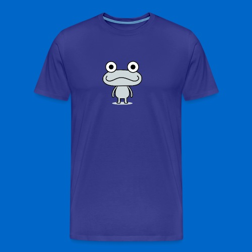 template png - T-shirt Premium Homme