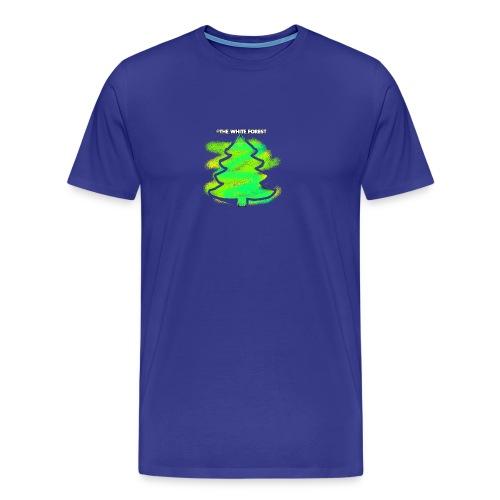 @THE_WHITE_FOREST KOLLEKTION - Männer Premium T-Shirt