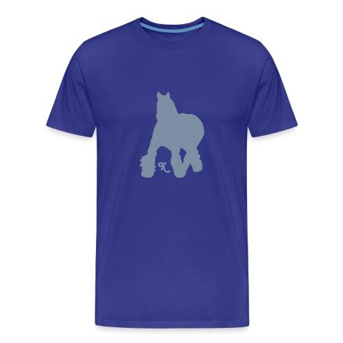 koloss-uni - Männer Premium T-Shirt