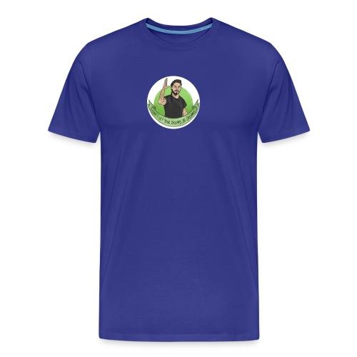 just do it - Herre premium T-shirt