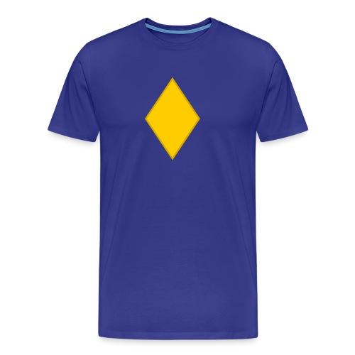 Upseerioppilas - Miesten premium t-paita