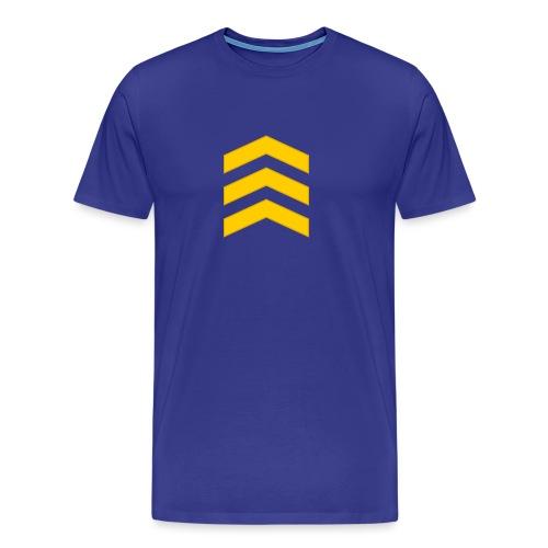Kersantti - Miesten premium t-paita