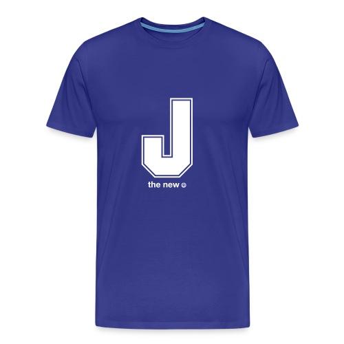 The New - Mannen Premium T-shirt