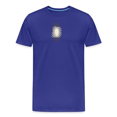 Windowflower - Premium T-skjorte for menn