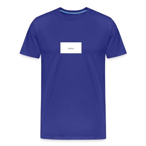Classic Clinkx - Men's Premium T-Shirt