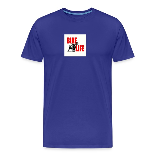 KEEP IT BIKELIFE - Men's Premium T-Shirt