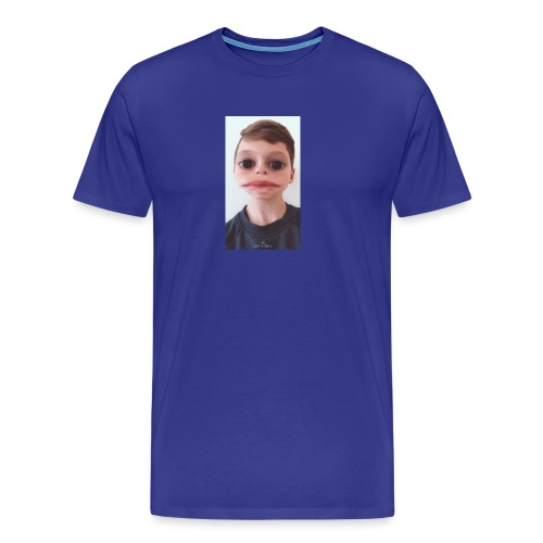 Funny Face - Men's Premium T-Shirt