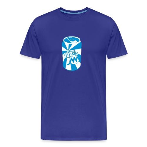 TEE SHIRTMARMARAKNETbichro - T-shirt Premium Homme