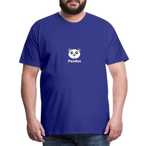 Pandas - Men's Premium T-Shirt