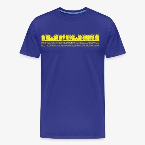 IAHC 20 Jahre, das Original! - Männer Premium T-Shirt
