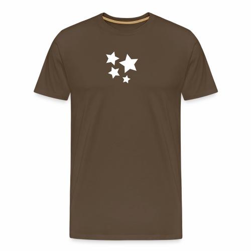 Sterne - Männer Premium T-Shirt