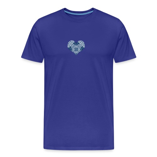 cold fraktheart3 - Männer Premium T-Shirt