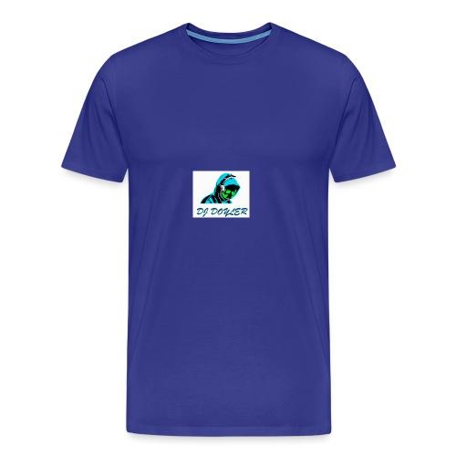 DJ Doyler - Men's Premium T-Shirt