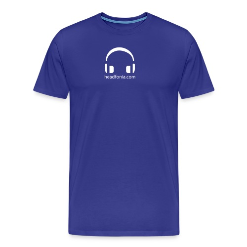 headfonia withheadset small - Men's Premium T-Shirt