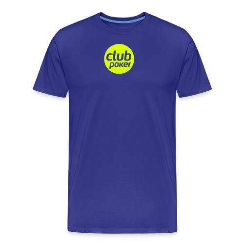Club Poker Monochrome - T-shirt Premium Homme