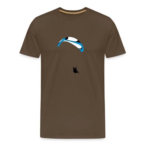 Paragliding Acro - Men's Premium T-Shirt
