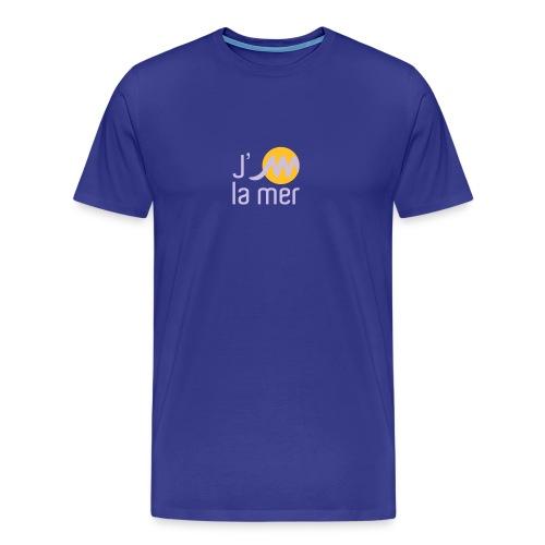 jMmerblancjaune - T-shirt Premium Homme